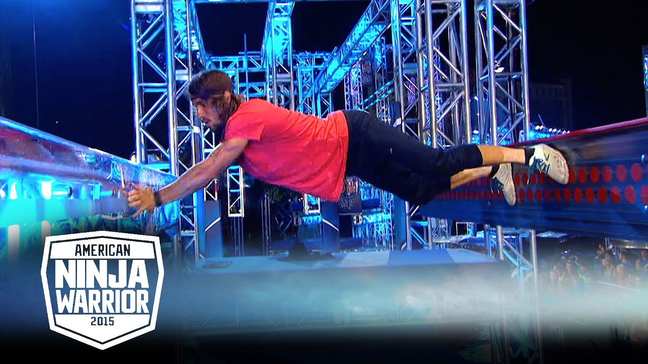 Match The Ninja Warrior Obstacle To Politician
