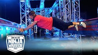 Toughest Obstacles of 2015 | American Ninja Warrior