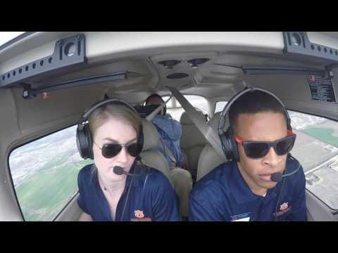 Auburn Cessna Skyhawk 172