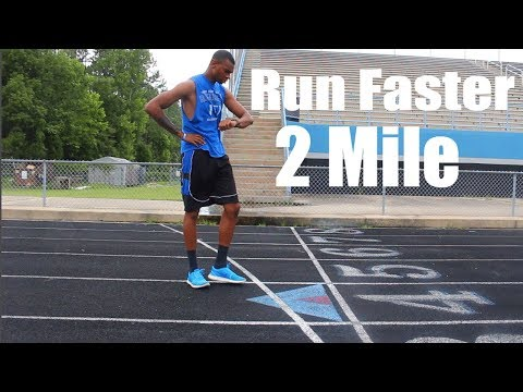 How to run a faster 2 mile: Army APFT