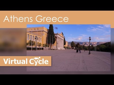 Athens - HD Vacation Travel Guide & Indoor Exercise Video
