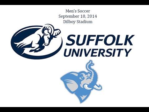 Men's Soccer: Suffolk University vs. Tufts University