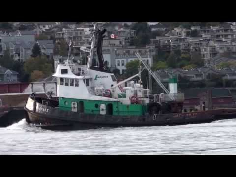 Tug Boat Fraser River