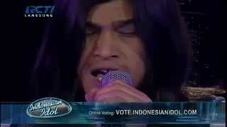 VIRZHA - AKU LELAKIMU HD 720p + Chord Gitar INDONESIAN IDOL 2014 Mp3