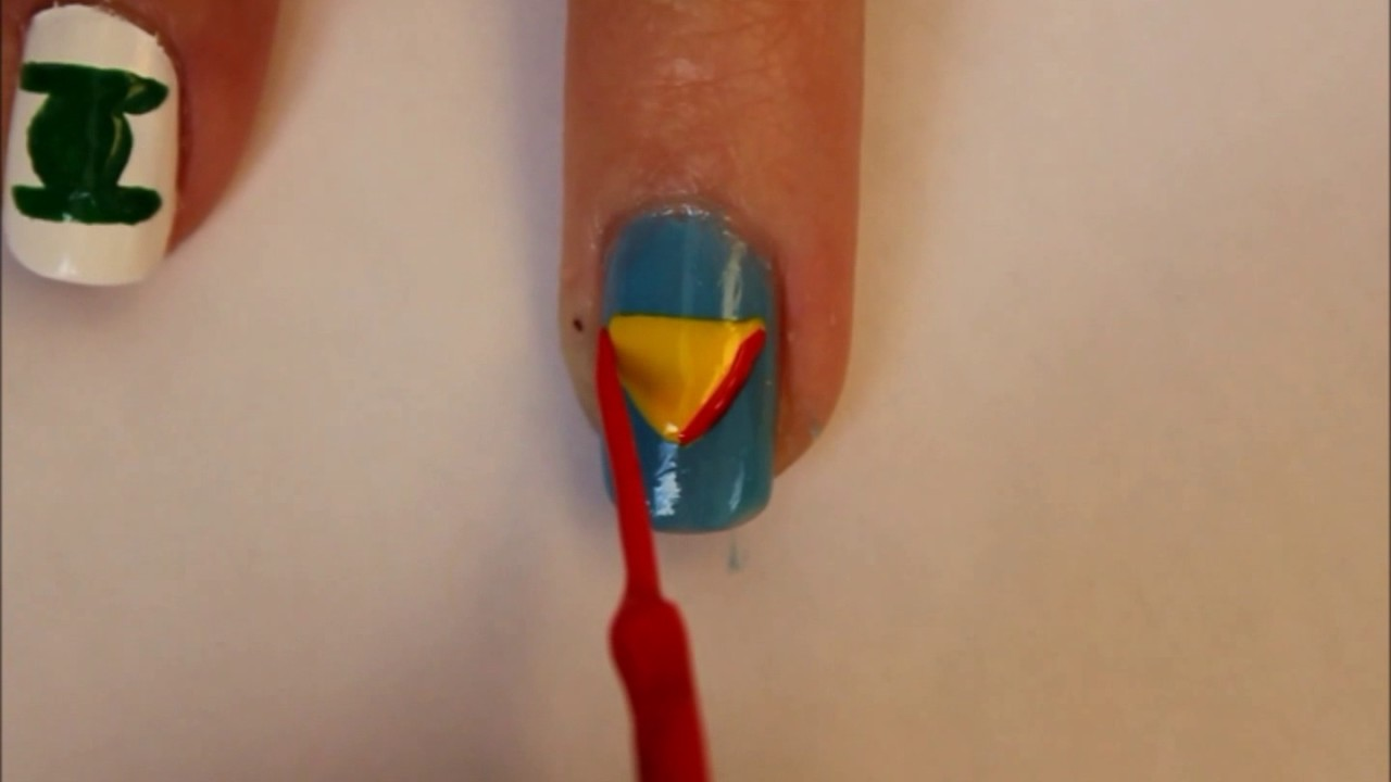 Fantastic Dc Comic Nails Picture Collection - Nail Art Ideas ...