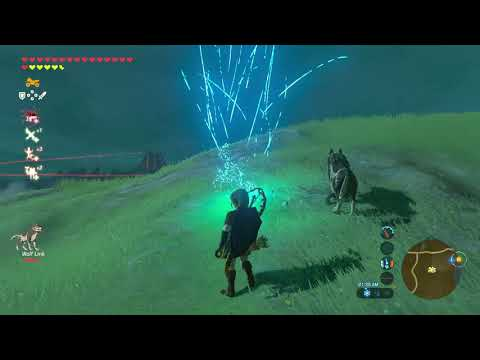 Trying out the hero cycle [Legend of Zelda Breath of the Wild]