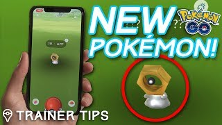 *BRAND NEW GEN 8 POKÉMON* LEAKED/REVEALED IN POKÉMON GO?!