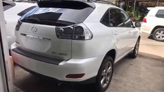 best price used lexus rx 350/lexus rs 300 price By Cambo Tube