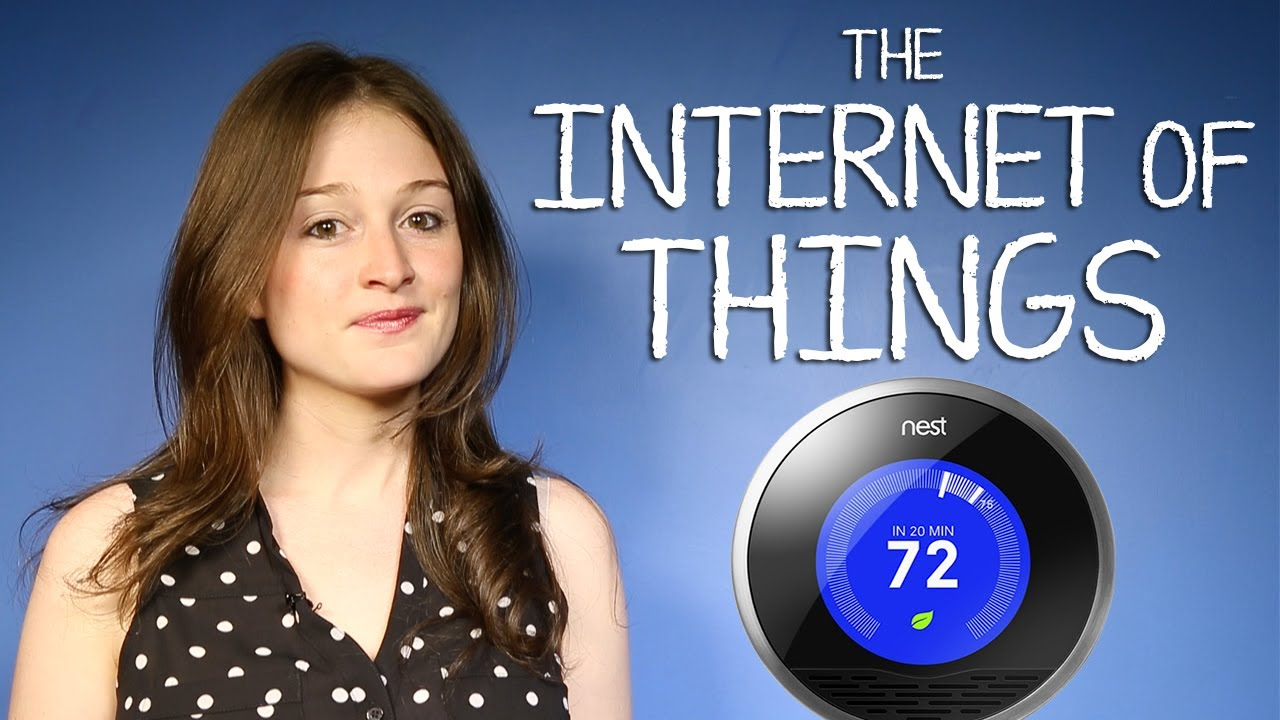 What Is the Internet of Things?   Mashable Explains - YouTube