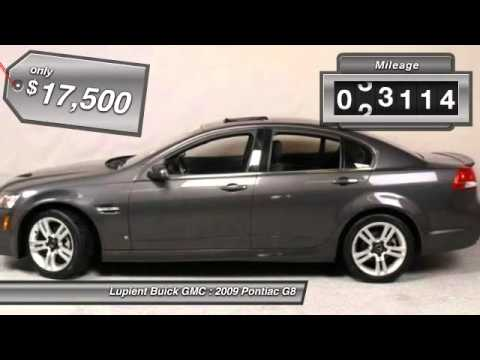 2009 Pontiac G8 Golden Valley MN LJLG3372B