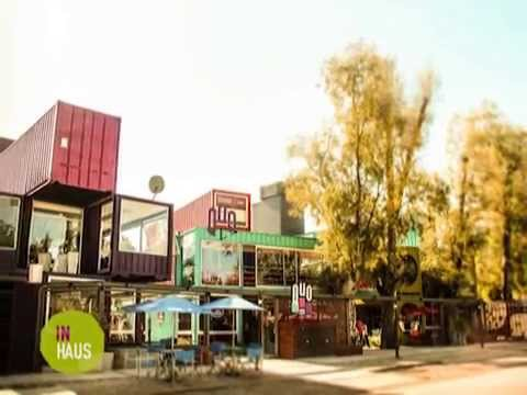 IN HAUS 259-El Shopping container. Y cómo pensar la movilidad urbana