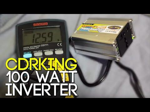 100 Watt cdrking