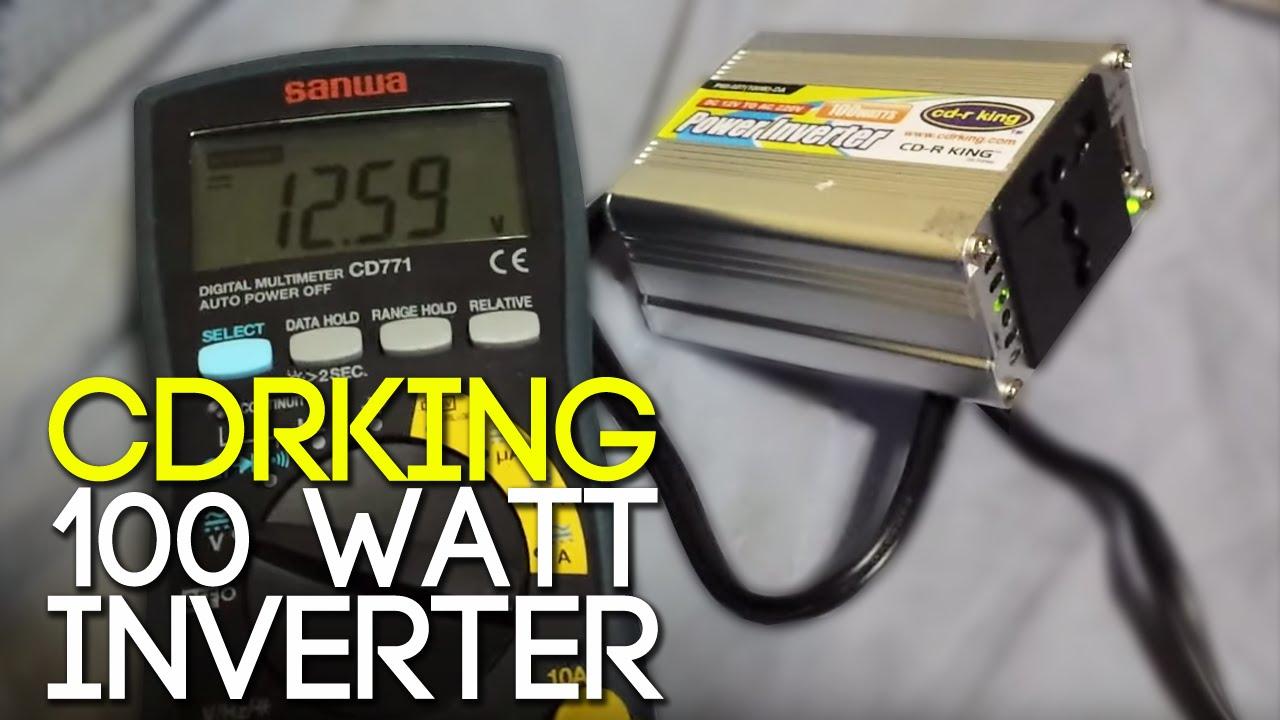 100 Watt Cdrking Inverter Youtube Circuit 3000w Power