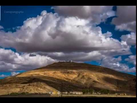 Hanle Observatory (Ladakh, India) - Timelapse June 14, 2016