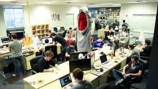Grooveshark Does the Harlem Shake