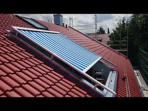 Wintergartenmarkise Demo Otto Montageservice Videourl De