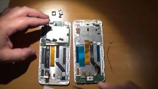 HTC Desire 626 screen replacement