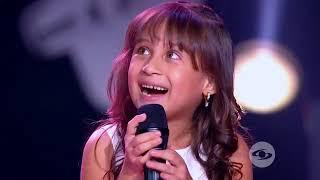 Majo canta Así no te Amará Jamás – Audiciones a Ciegas | La Voz Kids Colombia 2019