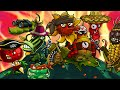 Hoa Quả Nổi Giận Plant Vs Zombie Phiên Bản Max Dị - Zombie Harvest - Top Game Android Ios