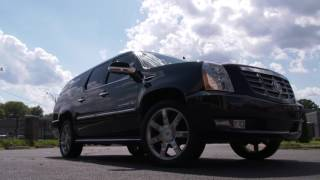 Twin City Limousine Escalade 05/ 31/ 17