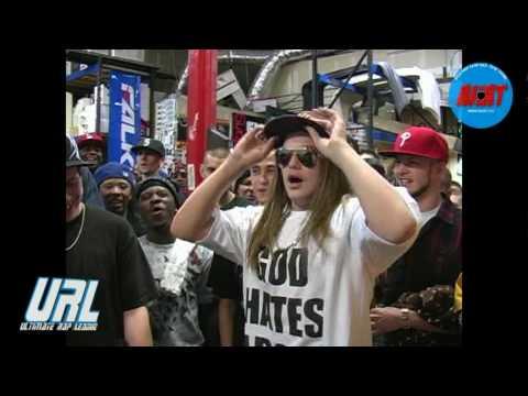AHAT Rap Battles: Doms vs Abcde part 1