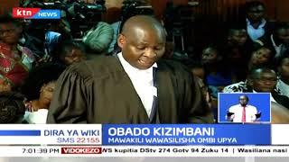 Obado arejea rumande hadi tarehe 24 uamuzi wa dhamana utakapotolewa