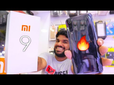 Hindi | Xiaomi Mi 9 Unboxing. Global Version Available in Dubai