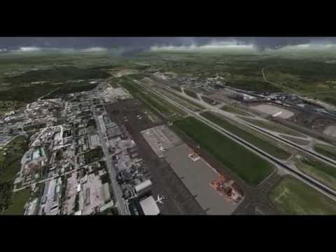 Sheremetyevo International Airport by DrzewieckiDesign UUEE official PROMO 2014