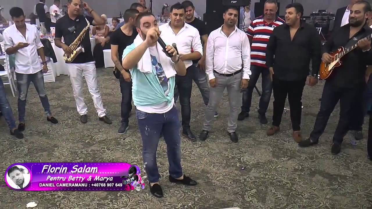 Florin Salam - Michael Jackson de Romania New Live 2016 by DanielCameramanu