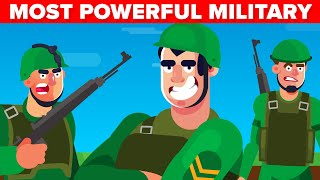 Actual Most Powerful PRIVATE Militaries In The World (2020 Edition)