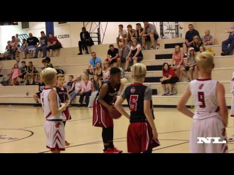 MERCY MILLER TOP 11 YEAR OLD BASKETBALL STAR  WIN