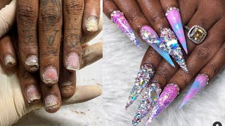 The Truth on Why I stopped doing Acrylic Nails with PROOF   Watch before you go to the Nail Salon