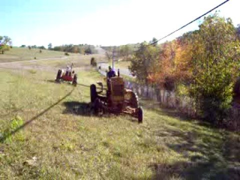 Slope Tractor In Action Video 4 Youtube