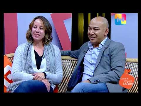 Jeevan Saathi with Malvika Subba | Sanjay Shrestha and Susan Sellers