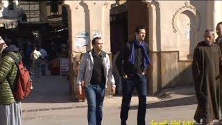 Masrah Al jarima Medi1tv Scène de crime: Poser