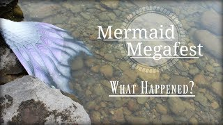MERMAID MEGAFEST 2018 Video | Convention Highlights | Meeting Mermaids in South Haven Michigan