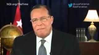 Farrakhan: American Government Plans Genocide of 2 Billion