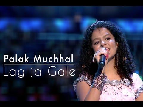 Lag Ja Gale - Palak Muchhal | Live at Royal Albert Hall, London | Lata Mageshkar Tribute