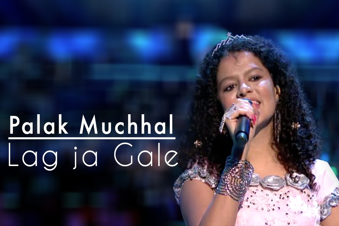 Lag Ja Gale Palak Muchhal Live At Royal Albert Hall London