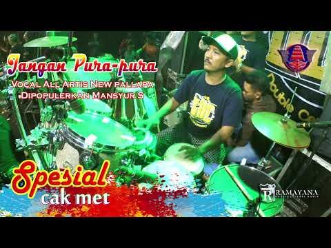 JANGAN PURA-PURA Lagu Klasik Rasa Jaman Now ALL ARTIS | COVER MASNYUR S NEW PALLAPA