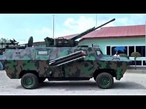 Inside Kantanka workshop: Making the Kantanka military armour