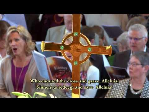 Jesus Christ is Risen Today (EASTER HYMN) arr. Jeremy Bankson