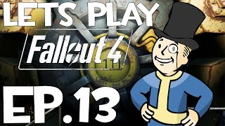 FALLOUT 4 Ep.13 - Into Vault 114!