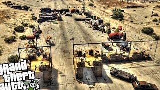 Fallout Camp - GTA 5 MOD