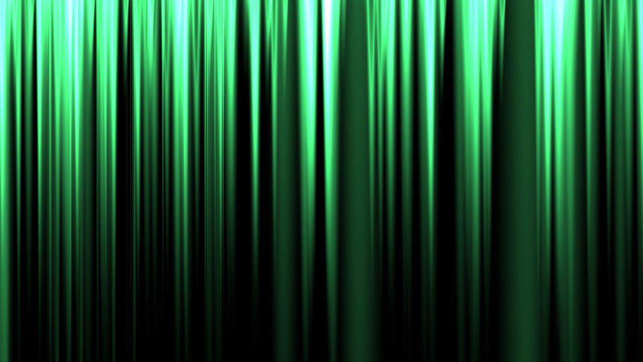 4K Classic Green Grdient Lines 2160p Moving Background AA ...