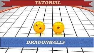 Cinema 4D Tutorial - Dragonballs