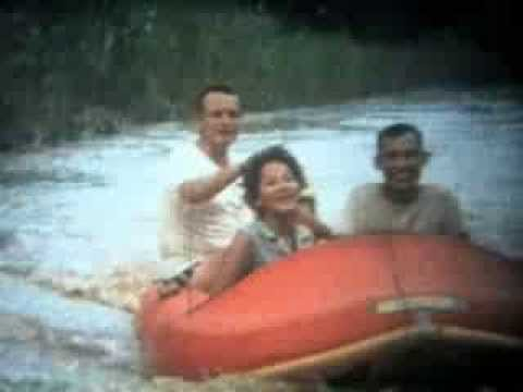 Cambodge pêche dans les îles Koh Tang et Saracen