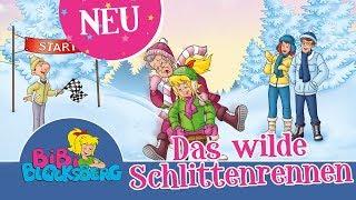 NEU: Bibi Blocksberg - Das wilde Schlittenrennen (Folge 126) EXTRALANGE Hörprobe