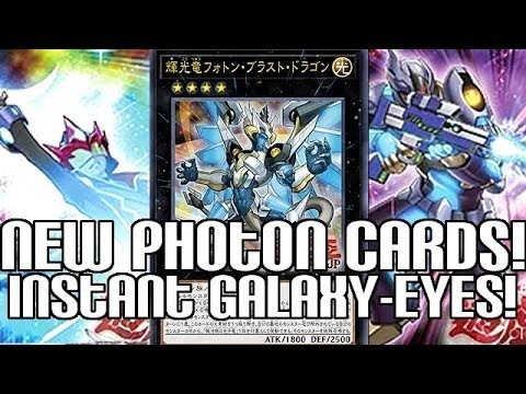 a81995b70cf9b NEW GALAXY-EYES PHOTON DRAGON SUPPORT! | New Cards for Kite/ Kaito & New  Xyz!