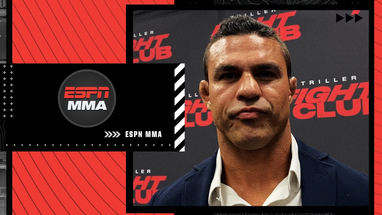 Vitor Belfort on fight vs. Oscar De La Hoya and potential Evander Holyfield bout | ESPN MMA